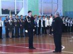 Областной слет обучающихся кадетских классов