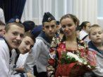 День рождения школы-интерната города Североморска