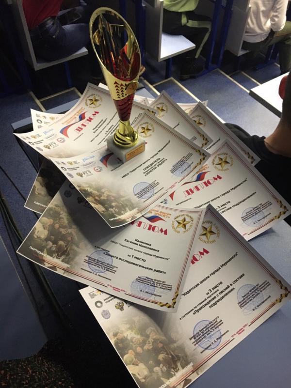 19.12.2019:Всероссийский форум «Золотой эполет-2019 «