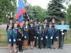 XX межрегиональные соревнования «Школа безопасности»