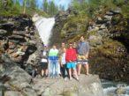 Четыре дня в Хибинах