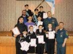 Межрегиональные соревнования «Школа безопасности»